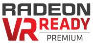 Company Radeon logo