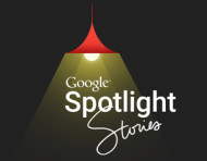 Company Google Spotlight Stories logo
